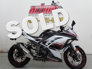 2014 Kawasaki Ninja 300 in Tulsa, Oklahoma