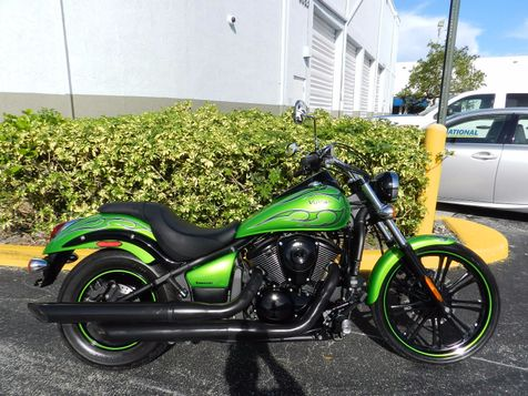 2014 Kawasaki Vulcan® 900 Custom **FREE WARRANTY! in Hollywood, Florida