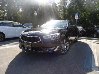 2014 Kia Cadenza Premium SEFFNER, Florida