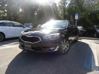 2014 Kia Cadenza Premium SEFFNER, Florida 5