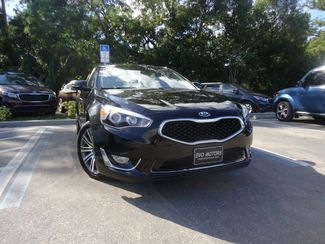2014 Kia Cadenza Premium SEFFNER, Florida 8