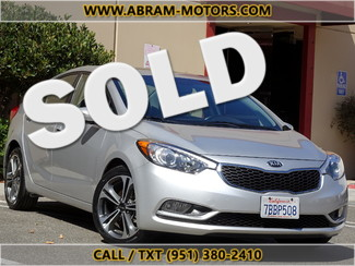 2014 Kia Forte EX - 1 OWNER - PREMIUM PKG -TECH PKG -  in Murrieta CA