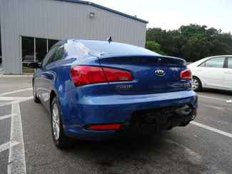 2014 Kia Forte Koup EX PREM. LTHR. SUNRF.  AIR COOLED-HTD SEATS SEFFNER, Florida 10