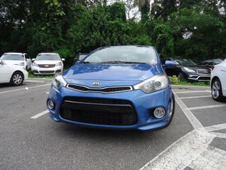 2014 Kia Forte Koup EX PREM. LTHR. SUNRF.  AIR COOLED-HTD SEATS SEFFNER, Florida 7