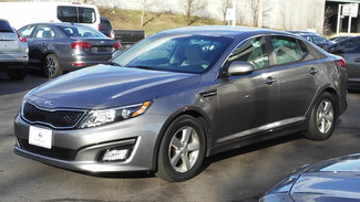 2014 Kia Optima LX East Haven, CT 1