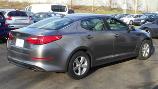 2014 Kia Optima LX East Haven, CT 25