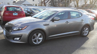 2014 Kia Optima LX East Haven, CT 29