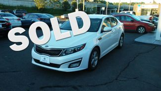 2014 Kia Optima LX East Haven, CT 0