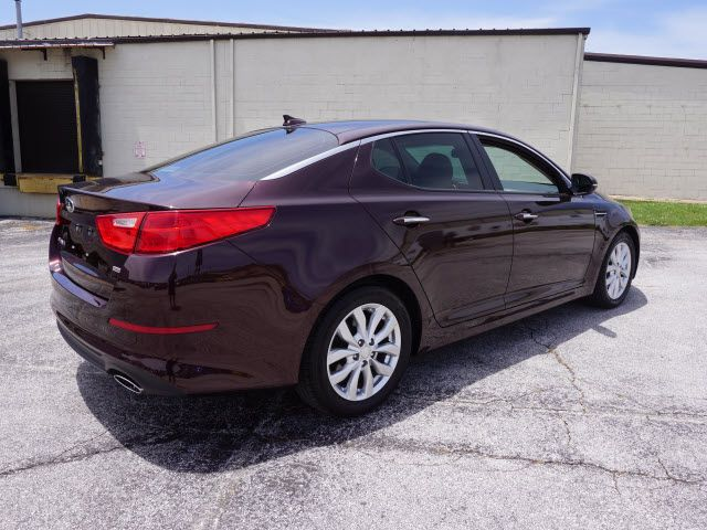 2014 Kia Optima LX Harrison, Arkansas 3
