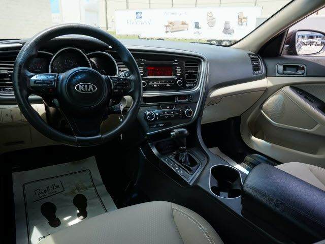 2014 Kia Optima LX Harrison, Arkansas 9