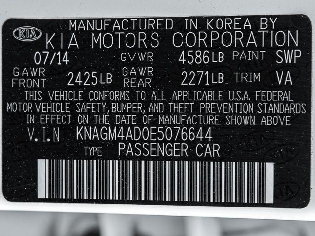 2014 Kia Optima Hybrid LX Burbank, CA 11