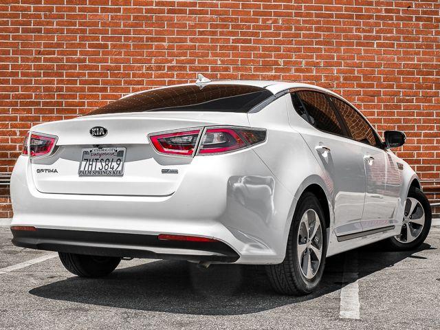 2014 Kia Optima Hybrid LX Burbank, CA 6