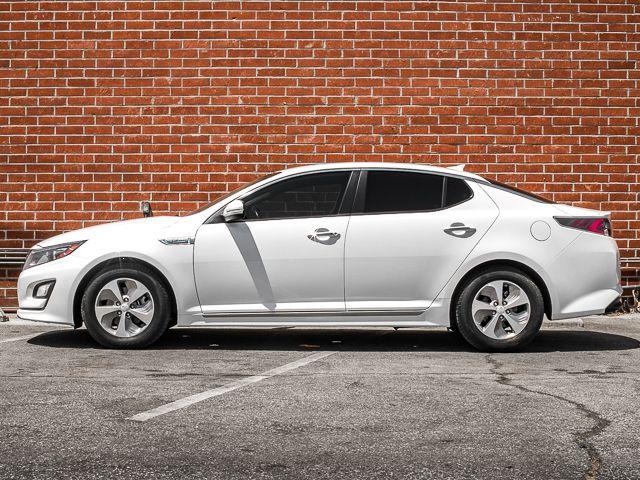2014 Kia Optima Hybrid LX Burbank, CA 5
