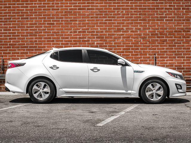 2014 Kia Optima Hybrid LX Burbank, CA 4