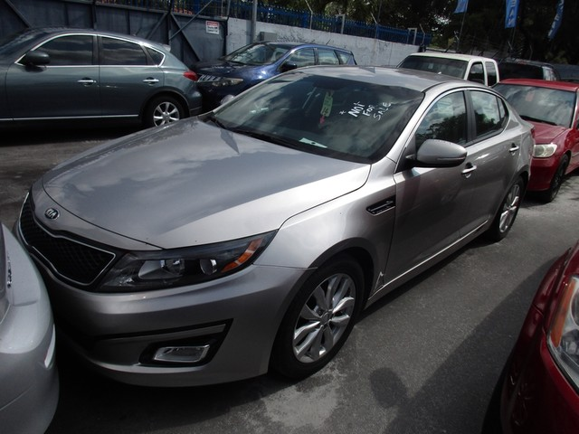 2014 Kia Optima LX Come and visit us at oceanautosalescom for our expanded inventoryThis offer e