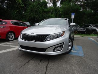2014 Kia Optima LX. BACK UP CAM. ALLOY. PWR SEAT. UVO SEFFNER, Florida
