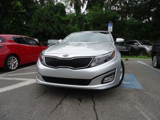 2014 Kia Optima LX. BACK UP CAM. ALLOY. PWR SEAT. UVO SEFFNER, Florida 6