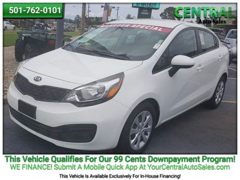 2014 Kia Rio LX | Hot Springs, AR | Central Auto Sales in Hot Springs, AR