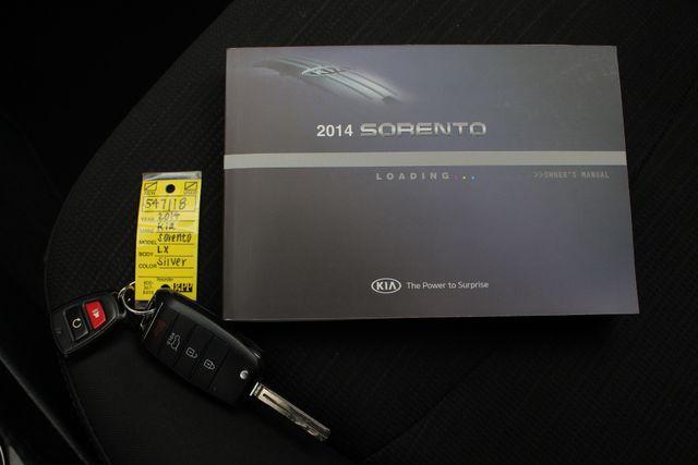 2014 Kia Sorento LX W/ CONVENIENCE PACKAGE (7 SEAT) - 3RD ROW! Mooresville , NC 19