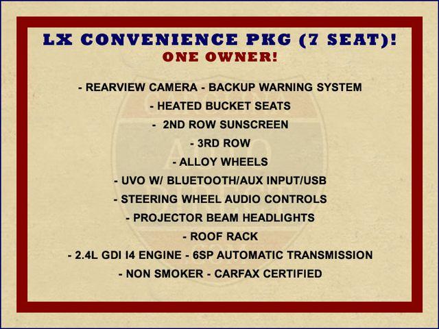 2014 Kia Sorento LX W/ CONVENIENCE PACKAGE (7 SEAT) - 3RD ROW! Mooresville , NC 1
