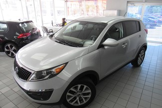 2014 Kia Sportage LX Chicago, Illinois 4