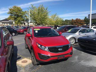 2014 Kia Sportage in Huntsville Alabama