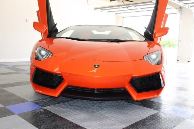 2014 Lamborghini Aventador Roadster Houston, Texas 1