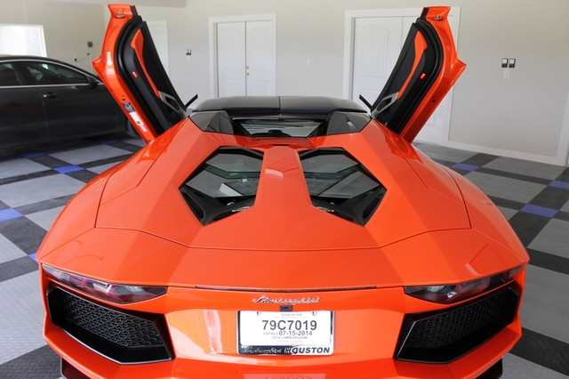 2014 Lamborghini Aventador Roadster Houston, Texas 17