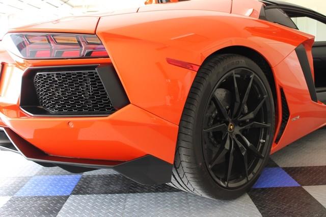 2014 Lamborghini Aventador Roadster Houston, Texas 26