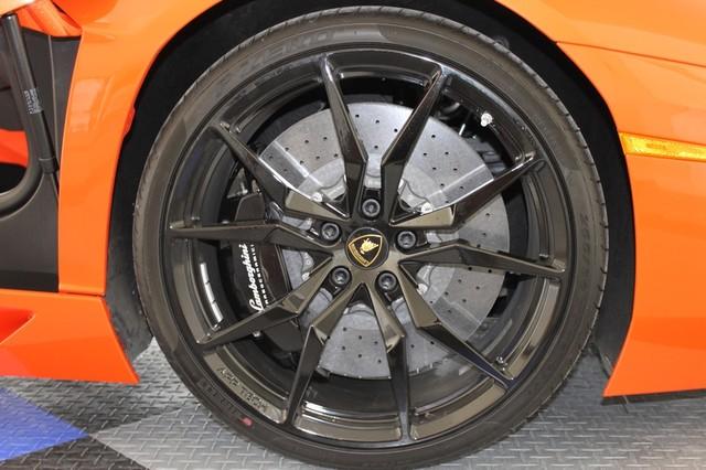 2014 Lamborghini Aventador Roadster Houston, Texas 28