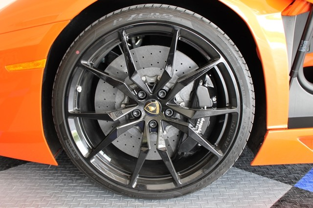 2014 Lamborghini Aventador Roadster Houston, Texas 29