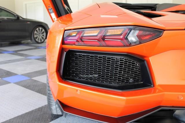 2014 Lamborghini Aventador Roadster Houston, Texas 35