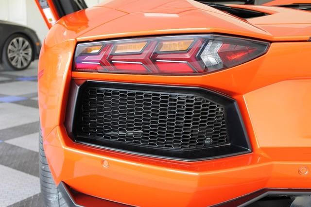 2014 Lamborghini Aventador Roadster Houston, Texas 36