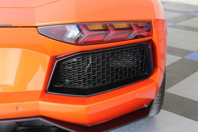 2014 Lamborghini Aventador Roadster Houston, Texas 37
