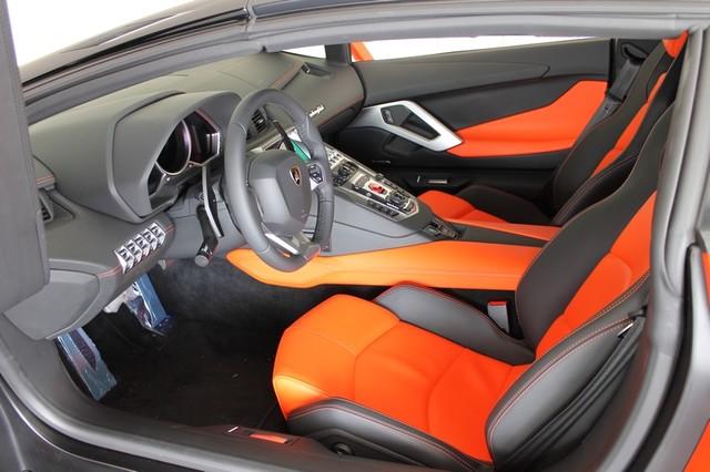 2014 Lamborghini Aventador Roadster Houston, Texas 39