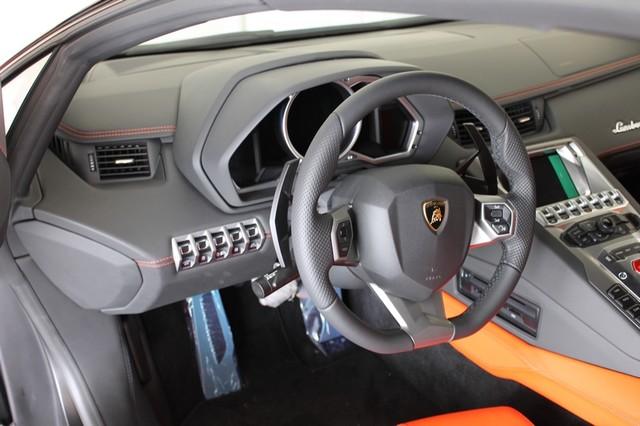 2014 Lamborghini Aventador Roadster Houston, Texas 42