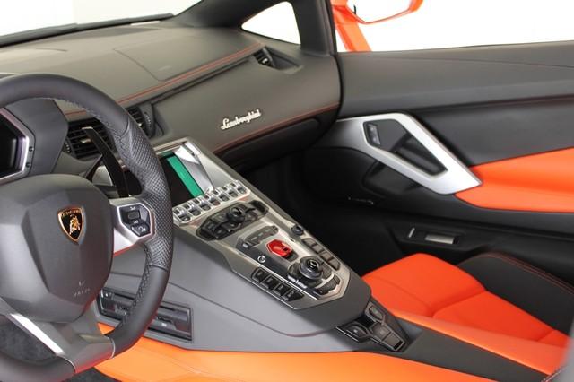 2014 Lamborghini Aventador Roadster Houston, Texas 43