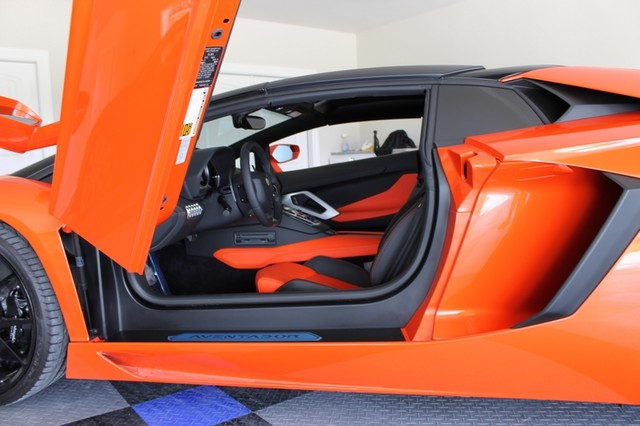 2014 Lamborghini Aventador Roadster Houston, Texas 45