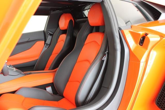 2014 Lamborghini Aventador Roadster Houston, Texas 47