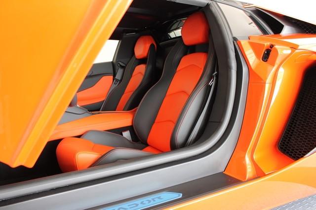 2014 Lamborghini Aventador Roadster Houston, Texas 48