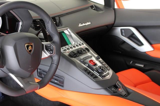 2014 Lamborghini Aventador Roadster Houston, Texas 49