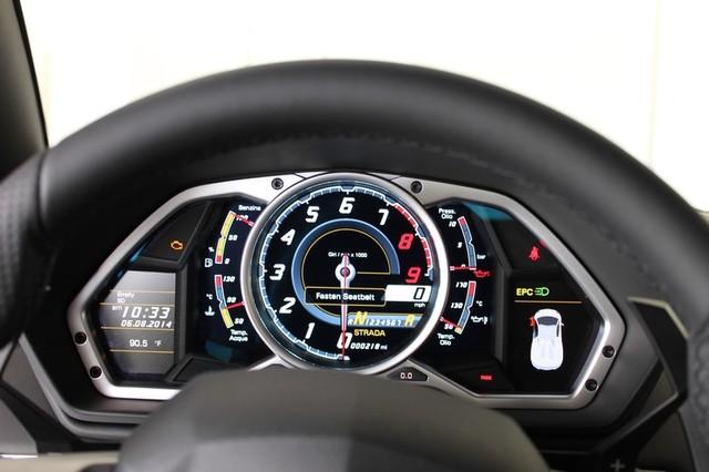 2014 Lamborghini Aventador Roadster Houston, Texas 56