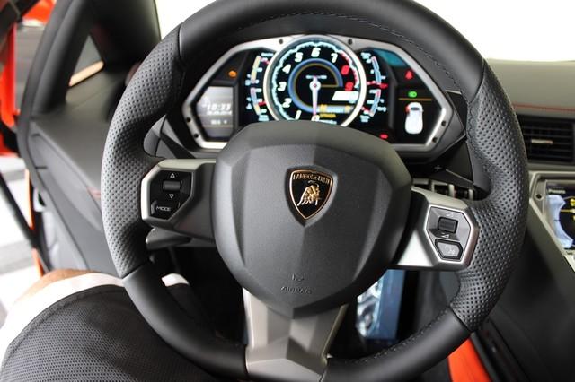 2014 Lamborghini Aventador Roadster Houston, Texas 59