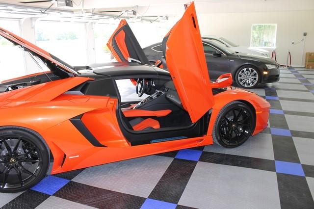 2014 Lamborghini Aventador Roadster Houston, Texas 9