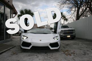 2014 Lamborghini Aventador Houston, Texas