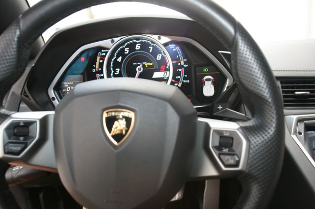 2014 Lamborghini Aventador Roadster Houston, Texas 11