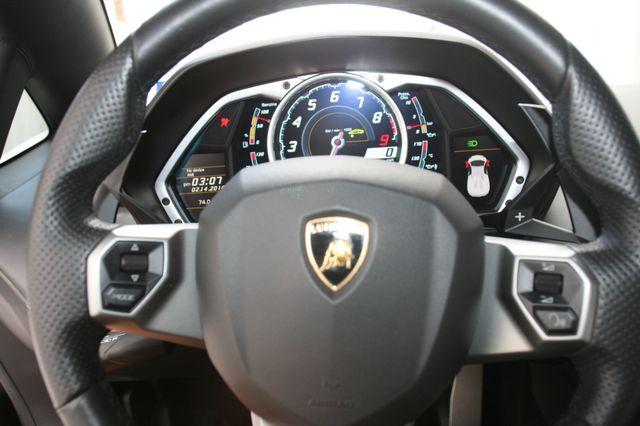 2014 Lamborghini Aventador Roadster Houston, Texas 13