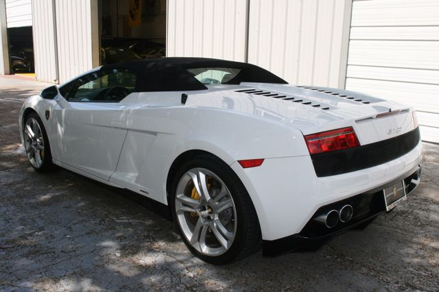 2014 Lamborghini Gallardo Spyder Houston, Texas 3
