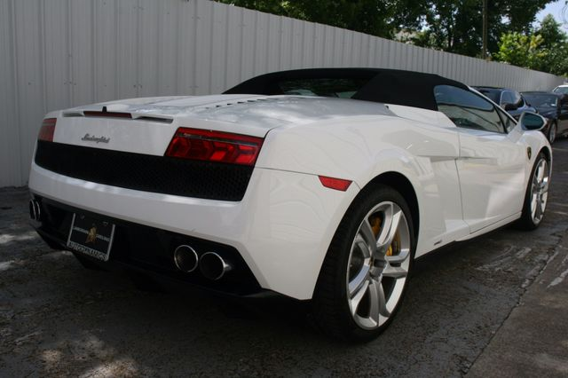 2014 Lamborghini Gallardo Spyder Houston, Texas 6