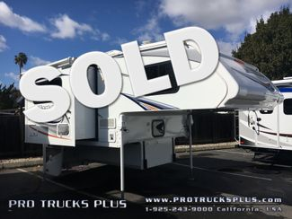 855s Lance 2014 Truck Camper Short Bed - Preowned  in Livermore California